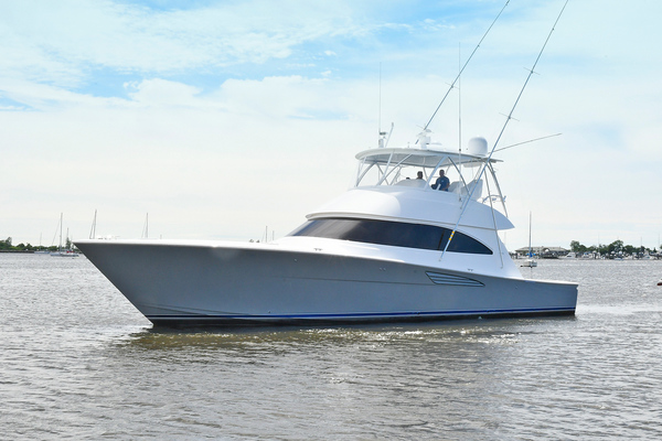 58' Viking 58 Convertible  2020 | Dealers Choice   In Stock