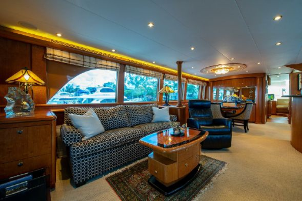 Picture Of: 93' Cheoy Lee 84 Bravo 2006 Yacht For Sale | 4 of 177