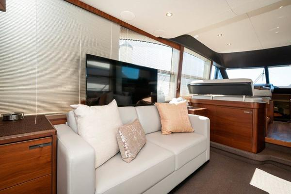 Picture Of: 60' Princess 60 Flybridge 2016 Yacht For Sale | 2 of 55