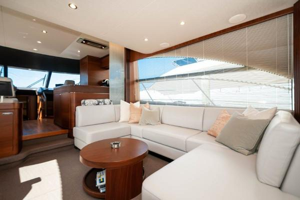 Picture Of: 60' Princess 60 Flybridge 2016 Yacht For Sale | 3 of 55