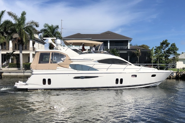 60' Pearl 60 Motor Yacht 2012 | Supearlative