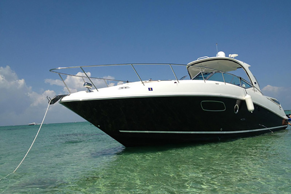 Sea Ray 37' 370 Sundancer 2010