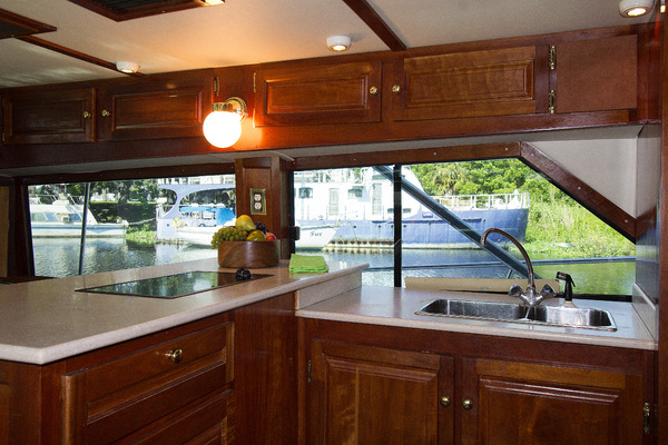 1981 Cheoy Lee 48' Sportfish Dauntless | Picture 7 of 18