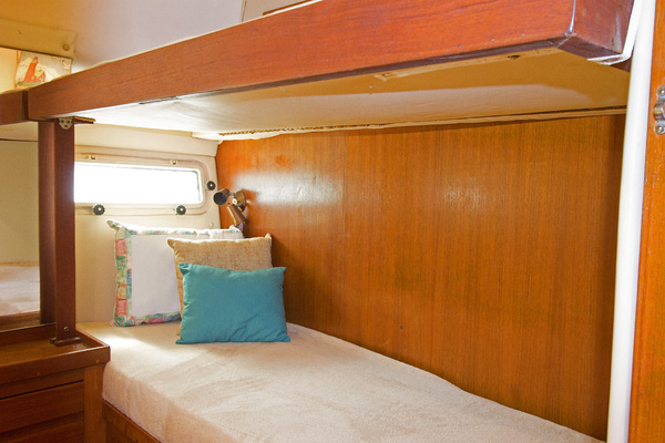1981 Cheoy Lee 48' Sportfish Dauntless | Picture 3 of 18