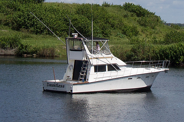 1981 Cheoy Lee 48' Sportfish Dauntless | Picture 2 of 18