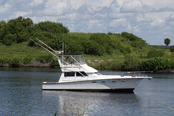 48' Cheoy Lee Sportfish 1981 | Dauntless