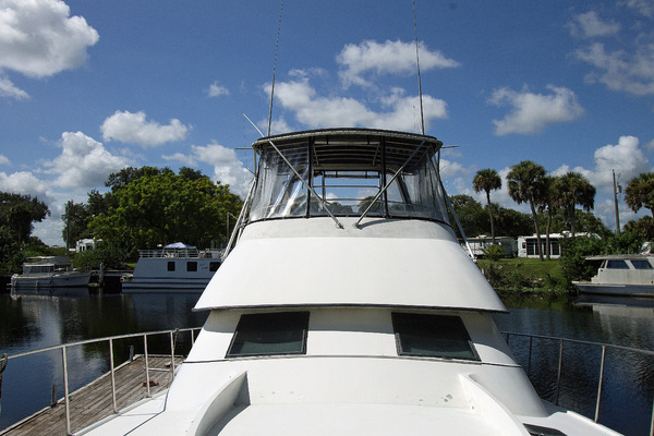 1981 Cheoy Lee 48' Sportfish Dauntless | Picture 8 of 18