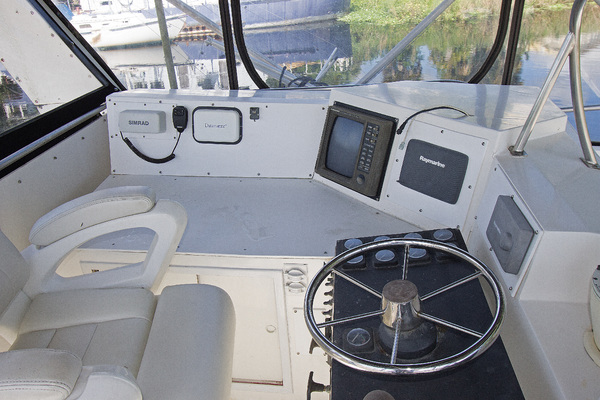 1981 Cheoy Lee 48' Sportfish Dauntless | Picture 6 of 18