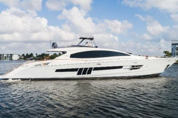 Picture Of: 92' Lazzara LSX 92 2012 Yacht For Sale | 2 of 93