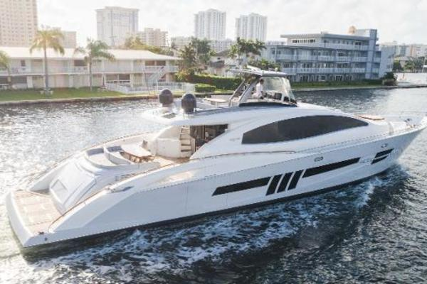 Picture Of: 92' Lazzara LSX 92 2012 Yacht For Sale | 1 of 93