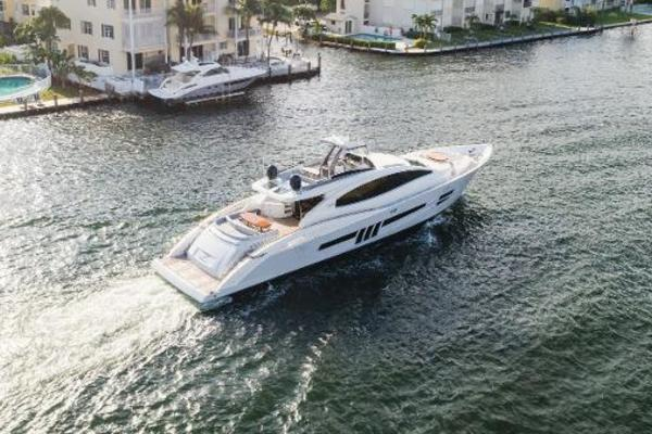 Picture Of: 92' Lazzara LSX 92 2012 Yacht For Sale | 3 of 93