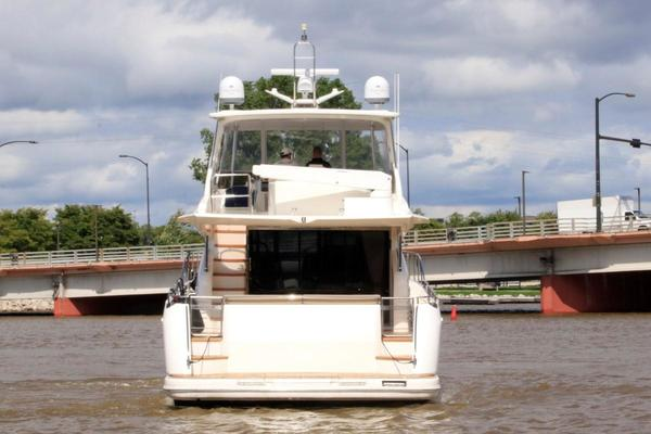 Picture Of: 68' Princess 67 Flybridge 2006 Yacht For Sale | 3 of 51