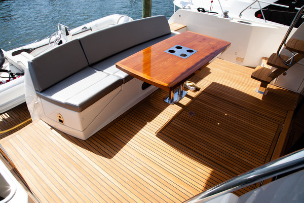 Picture Of: 58' Prestige 550 Flybridge 2014 Yacht For Sale | 3 of 52