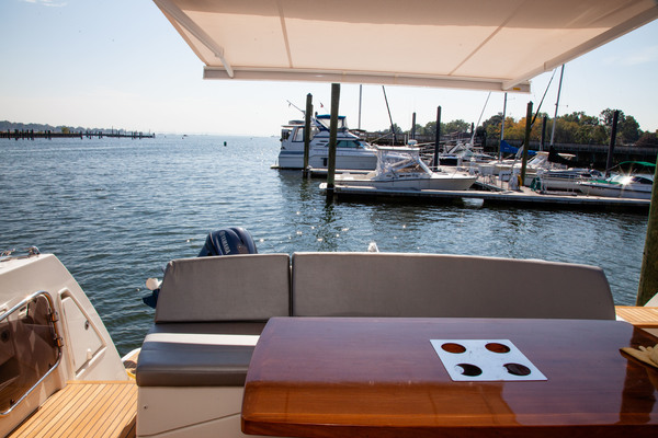 Picture Of: 58' Prestige 550 Flybridge 2014 Yacht For Sale | 4 of 52