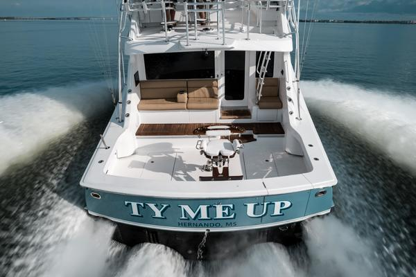 2008 Hatteras 60' 60 GT Ty Me Up | Picture 1 of 107