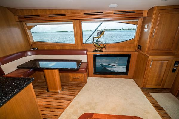 2008 Hatteras 60' 60 GT Ty Me Up | Picture 3 of 107