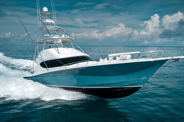 Picture Of: 59' Hatteras 60 GT 2008 Yacht For Sale | 4 of 107