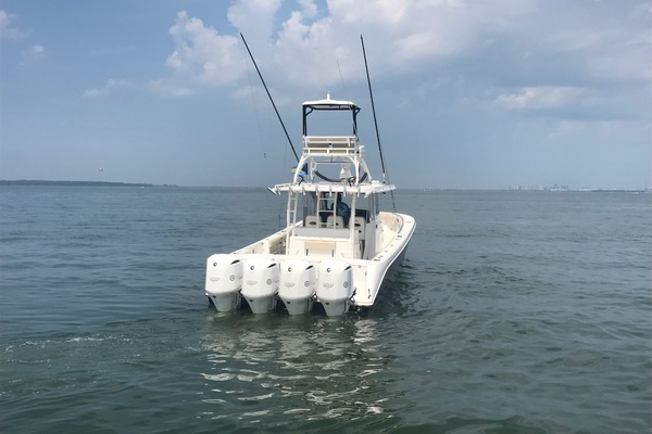 Picture Of: 42' Everglades 435CC 2016 Yacht For Sale | 4 of 36