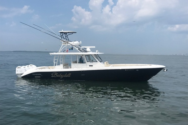 Picture Of: 42' Everglades 435CC 2016 Yacht For Sale | 1 of 36