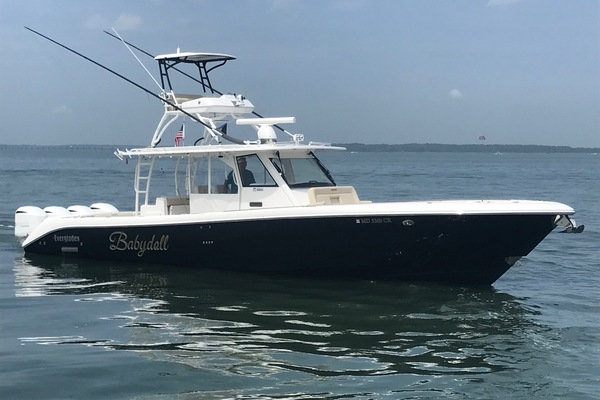 Picture Of: 42' Everglades 435CC 2016 Yacht For Sale | 3 of 36