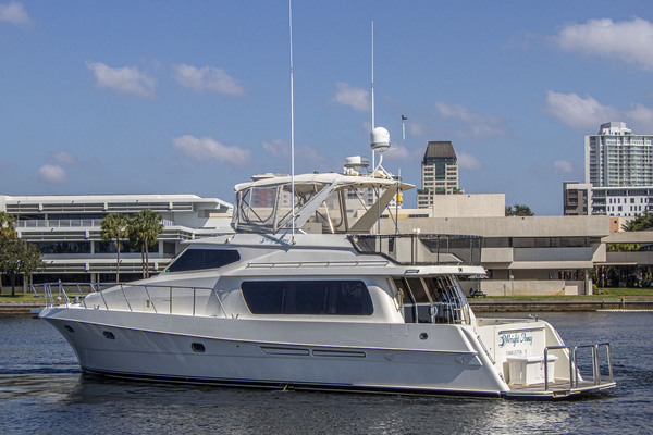 Picture Of: 62' McKinna 57 Pilothouse 2005 Yacht For Sale | 2 of 54