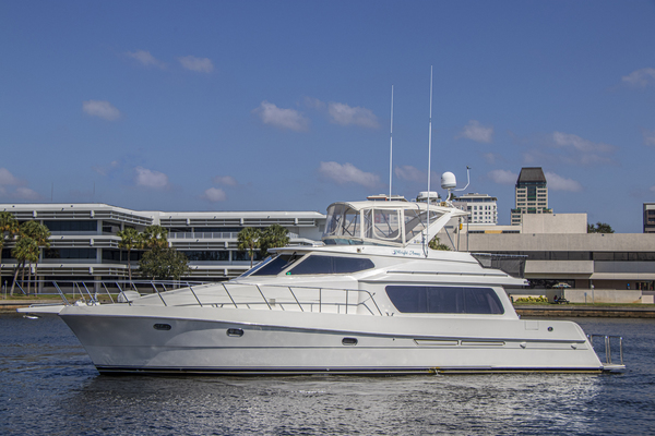 62' Mckinna 57 Pilothouse 2005 | Wright Away