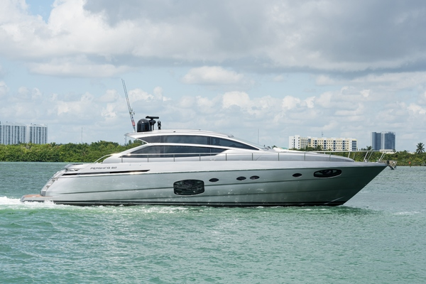 62' Pershing 62 Express 2016 | Foraplay