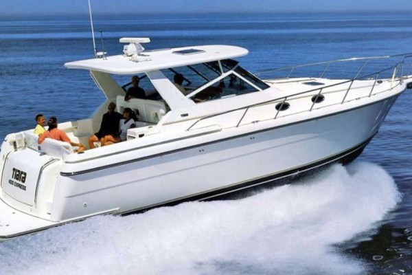 40' Tiara 4000 Express 2001 | The Lady Barbara