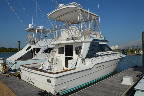 43' Sea Ray 43 Sportfish 1988 | Artemis
