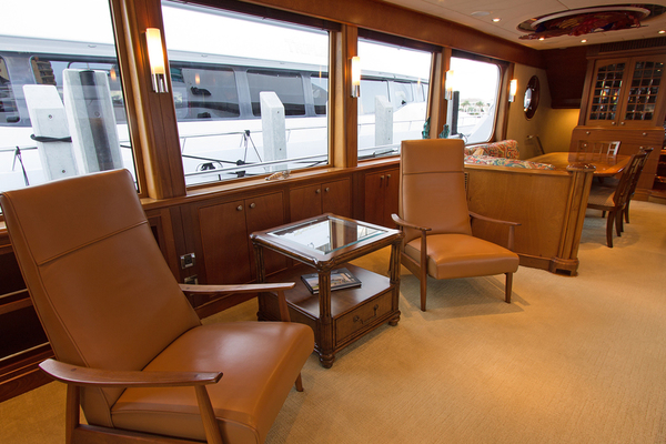 Picture Of: 90' McQueen Long Range 2002 Yacht For Sale | 4 of 36