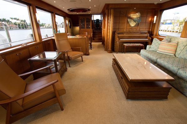 Picture Of: 90' McQueen Long Range 2002 Yacht For Sale | 3 of 36