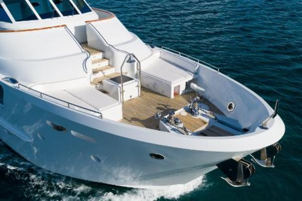 Picture Of: 98' MCP Europa 2008 Yacht For Sale | 3 of 65