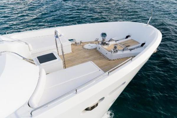 Picture Of: 98' MCP Europa 2008 Yacht For Sale | 4 of 65