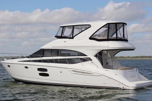 44' Meridian 441 Sedan 2012   Bvi Vii