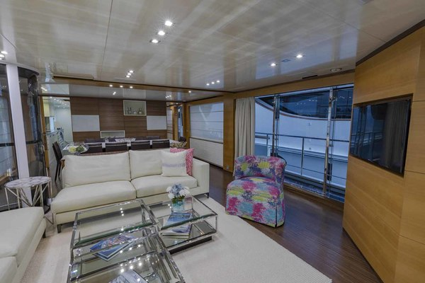 Picture Of: 108' Benetti Tradition Supreme 108 2015 Yacht For Sale | 3 of 93
