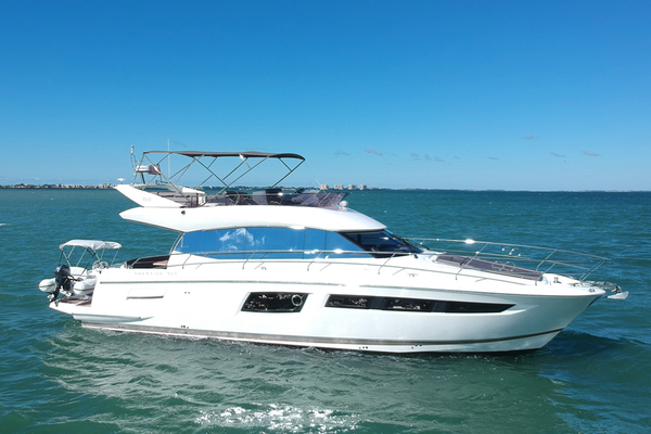 Picture Of: 49' Prestige 500 Flybridge 2017 Yacht For Sale   1 of 43