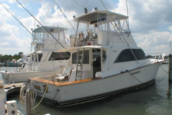 46-ft-Ocean-1985-46 Convertible Sportfish-JANA B Jacksonville Florida United States  yacht for sale
