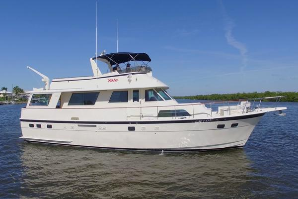 Picture Of: 50' Hatteras 58 Motor Yacht 1985 Yacht For Sale | 4 of 88