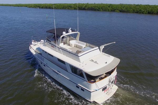 Picture Of: 50' Hatteras 58 Motor Yacht 1985 Yacht For Sale | 3 of 88