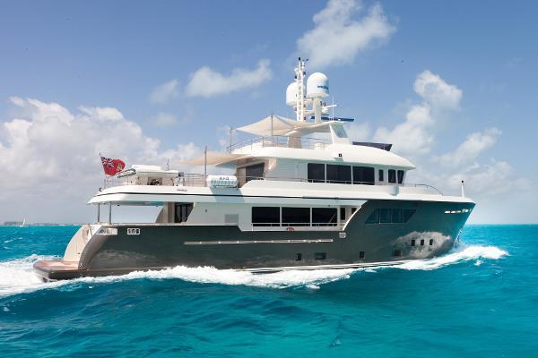 Picture Of: 102' Cantiere Delle Marche 2015 Yacht For Sale | 1 of 51