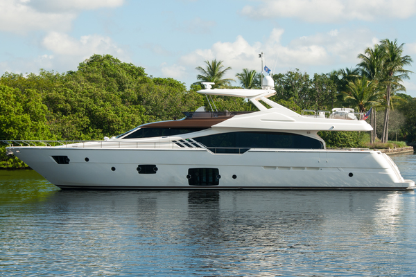 87' Ferretti Yachts 870 My 2014 | Current Asset