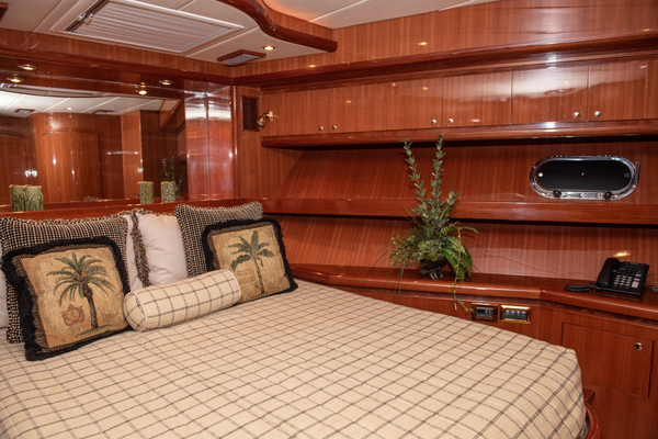 2009 Hampton 60' Motor Yacht Yes It's Necessary | Picture 1 of 45