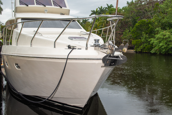 2009 Hampton 60' Motor Yacht Yes It's Necessary | Picture 3 of 45