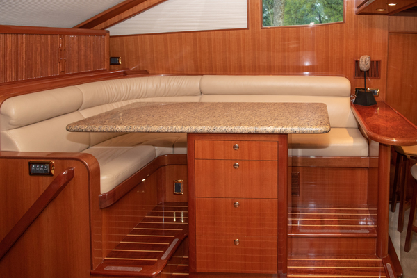 2009 Hampton 60' Motor Yacht Yes It's Necessary | Picture 8 of 45