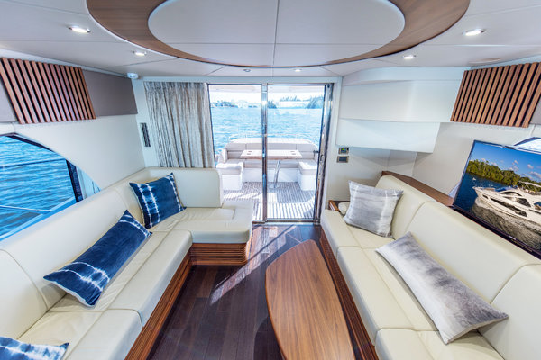 Picture Of: 60' Sunseeker Manhattan 2015 Yacht For Sale   4 of 59