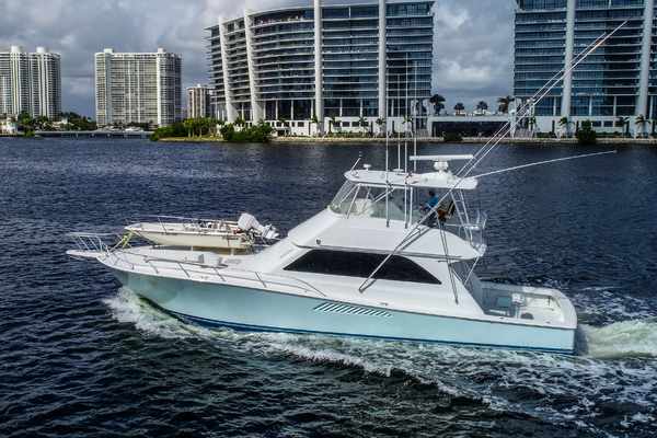 Picture Of: 55' Viking Convertible 2002 Yacht For Sale | 1 of 78