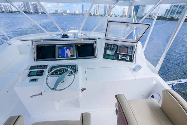 Picture Of: 55' Viking Convertible 2002 Yacht For Sale | 3 of 78