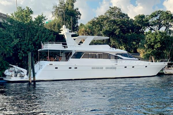92-ft-President-1995-92 Motoryacht-Jolina Fort Lauderdale Florida United States  yacht for sale