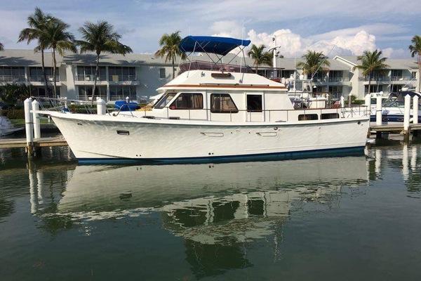 Marine Trader Fast Trawler