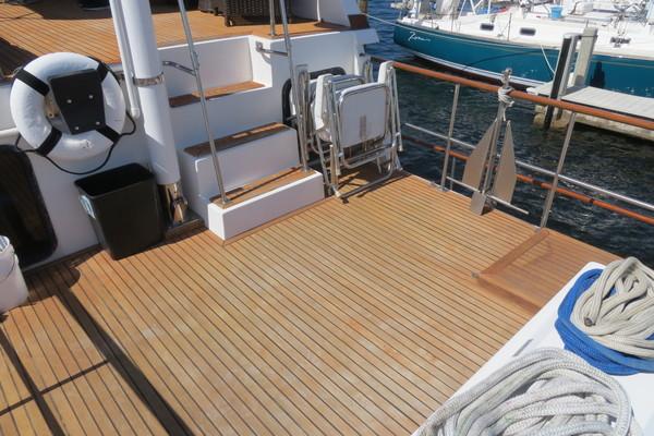 1991Marine Trader 46 ft Fast Trawler   KINJA